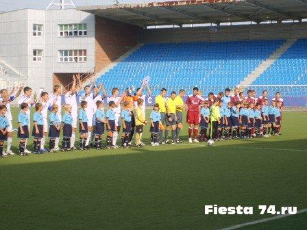 Скажи спорту - ДА! Футбол: Челябинск - Мордовия (0:2) Фотоотчет