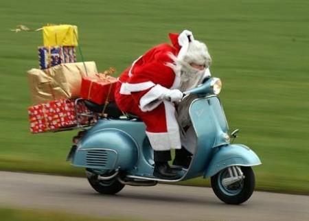 Деды Морозы бывают разные :)))