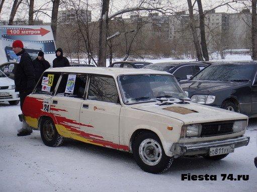 Ледовые гонки в Челябинске :: Фото и Видео
