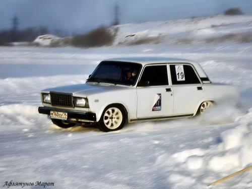 Снежный Барс-2010, 1-й этап :: Фото и видео