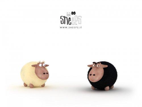 Креативные овечки!