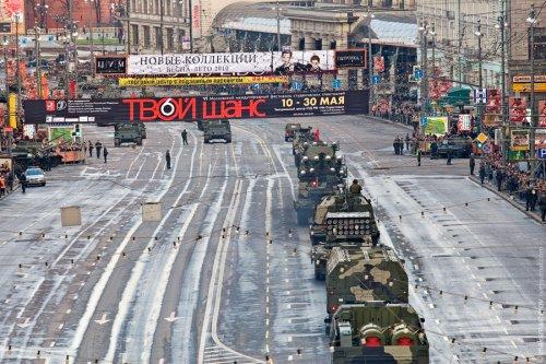 Репетиция Парада Победы!