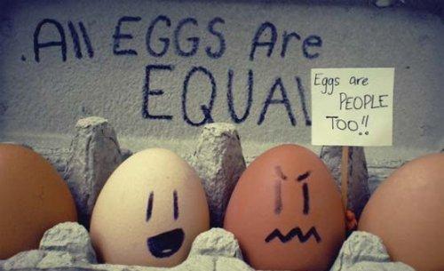 Креативные яйца!