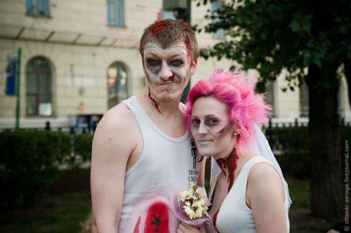 Зомби - свадьба