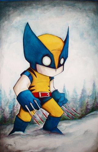 Детство злодеев и супергероев