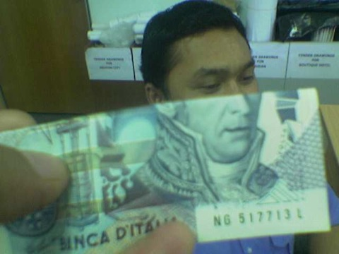 Деньги и лица