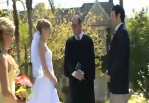 Свадебный fail