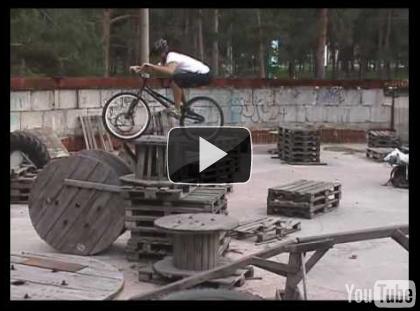 ChelTrials - Челябинская команда по велотриалу