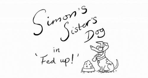 Собака сестры Саймона