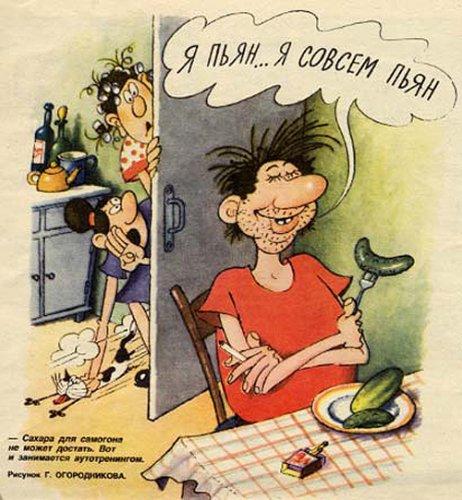 Иллюстрации Огородникова