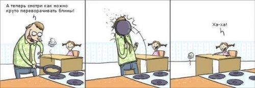 Анекдоты+комиксы