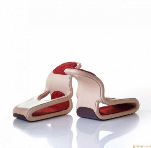 Обувка не для всех )