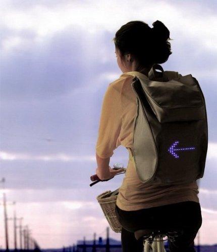 Умный рюкзак (фото+видео)