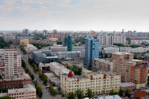 Челябинск глазами Антона Селянина