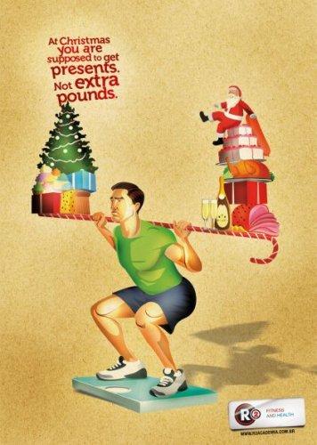 Рождество в рекламе...
