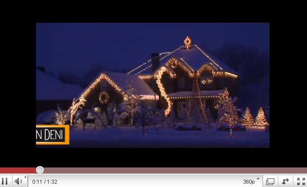 Самый новогодний дом
