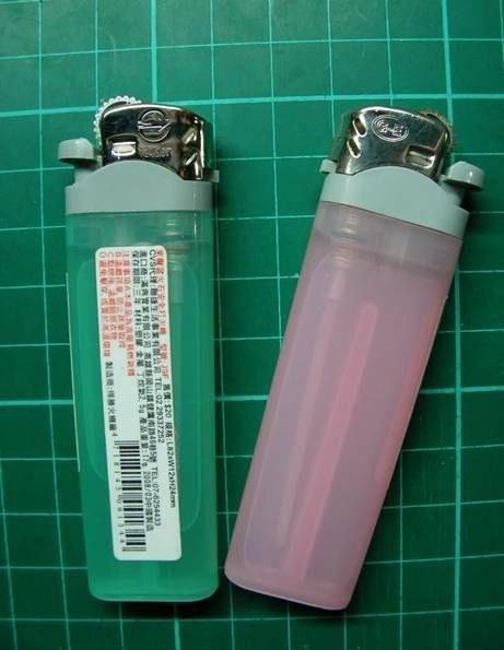 Что можно сделать из двух одноразовых зажигалок?