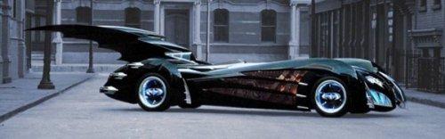 Бэтмобиль от Джея Бретта