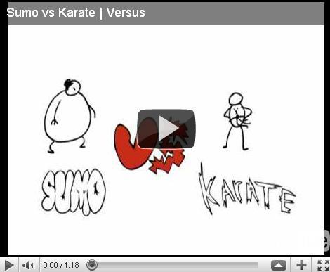Sumo vs Karate