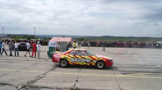 Nissan Skyline GT-R Kiwamaru sport, Челябинск