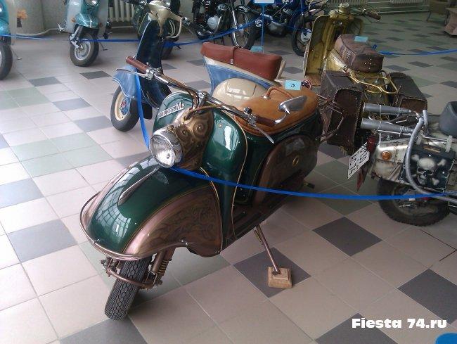 Мотоциклы и другое. Частная коллекция.