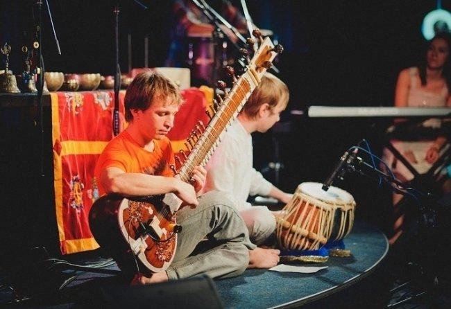 30 июня. Живой концерт этнической музыки. Челябинск!