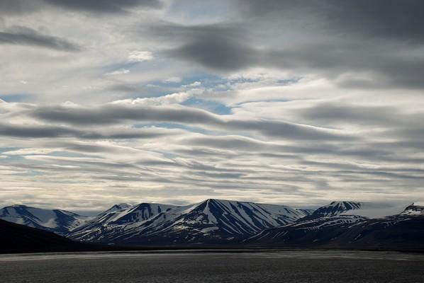 Ледниковое плато Ломоносова