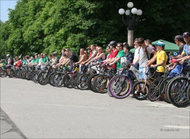 25 августа. Благотворительный велопробег. Челябинск!