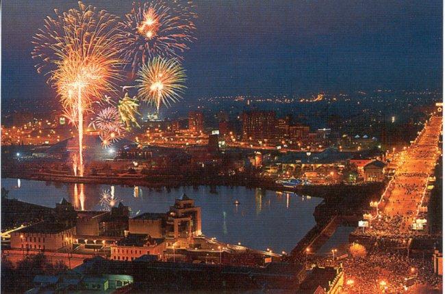 День города: Челябинску 276 лет! Афиша празднований великой даты!