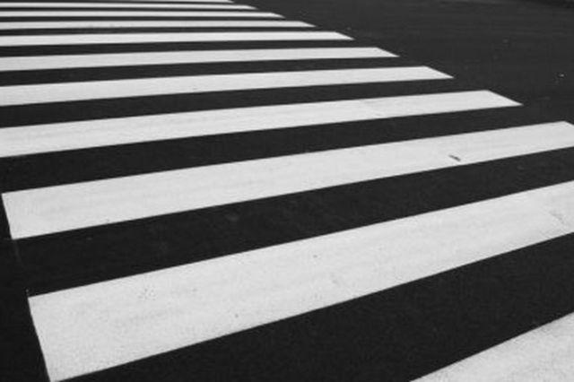 15 сентября. День рождения пешеходной зебры. Челябинск!