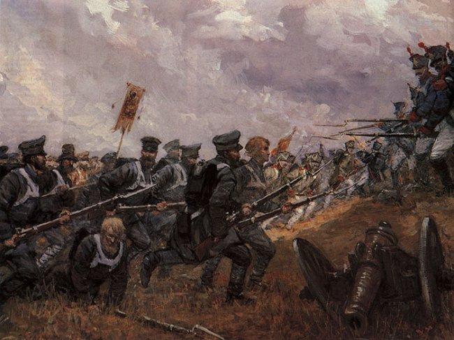 16 сентября. Бородинское сражение. Челябинск!