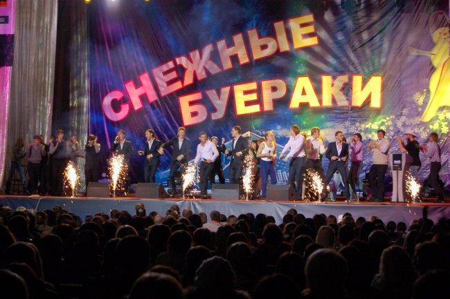 4 декабря. Фестиваль «Снежные буераки». Челябинск!