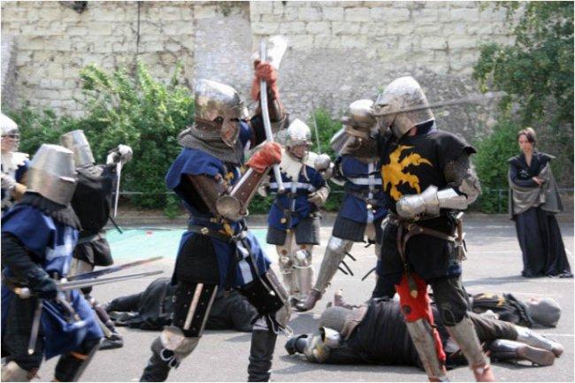 6-7 апреля. Открытое первенство по позднесредневековому дуэльному фехтованию