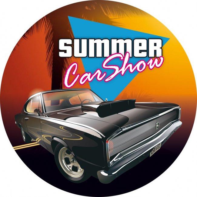 """3 августа. Автовыставка """"Summer CarShow"""". Челябинск!"""