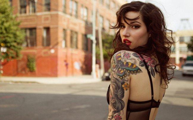16 ноября. Конкурс татуировок Tattoo contender. Челябинск!