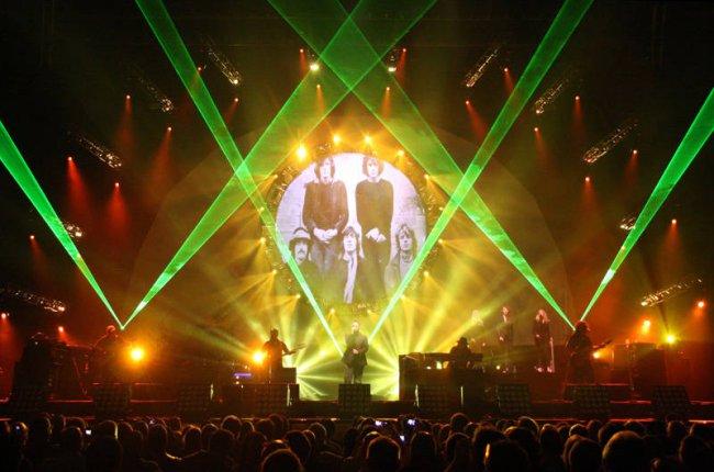 4 декабря. Pink Floyd Show. Челябинск!