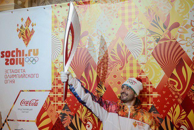17 декабря. Эстафета Олимпийского огня. Челябинск!