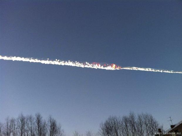 14-15 февраля. Метеорит «Челябинск». Год на Земле