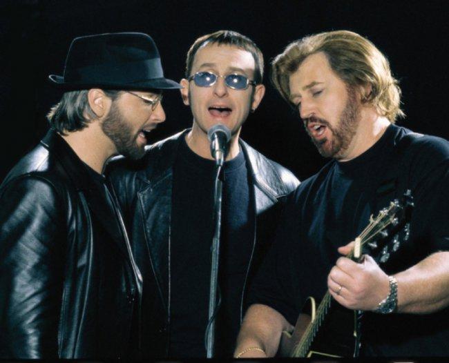 25 января. Bee Gees. Suturday night show в Челябинске!