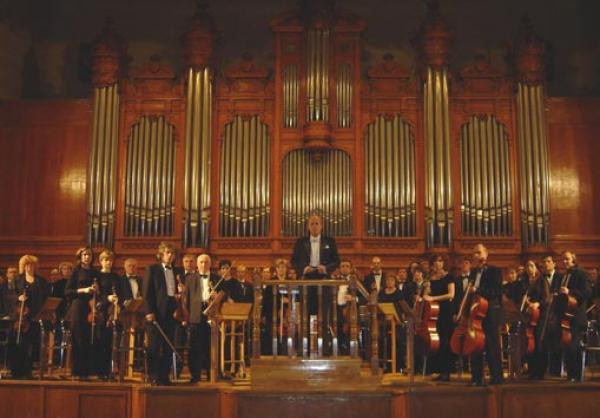 24 февраля. I Международный фестиваль академической музыки. Закрытие фестиваля