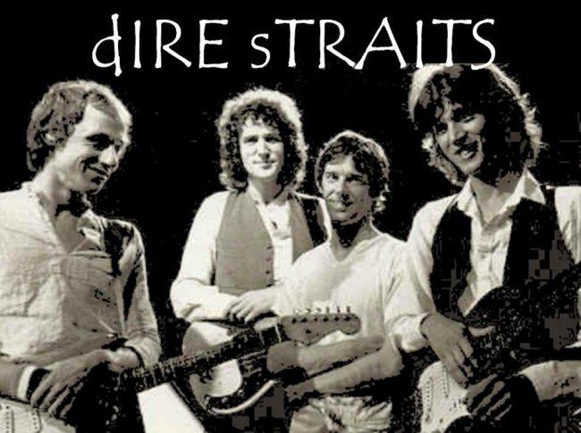 8 апреля. Dire Straits (The Straits). Челябинск!