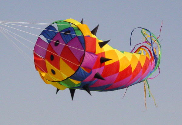 9 августа. Первый фестиваль воздушных змеев. Челябинск!