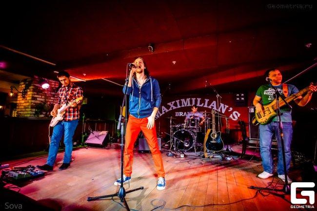 15-23 августа. Концерты «Ла-Гранжъ» в Максимиллианс. Челябинск!